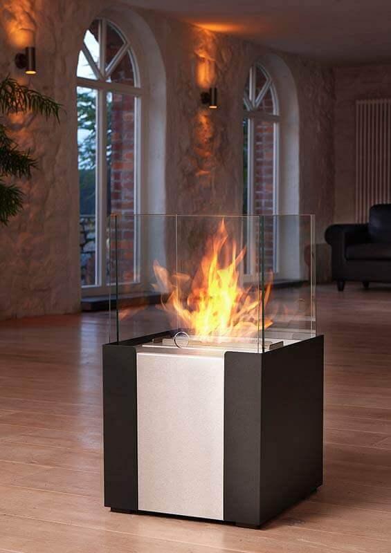 bioethanol kamin in d sseldorf christoph l pken. Black Bedroom Furniture Sets. Home Design Ideas